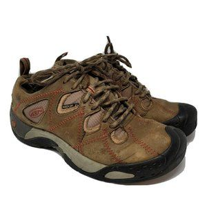 Keen Dry Mens Hiking Shoes Sneakers Boots Lace Up